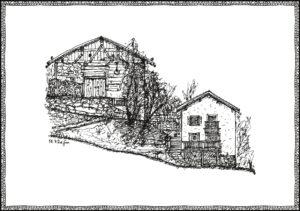 Karte Bauernhaus
